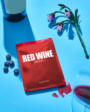 Red Wine Daily Skin Mask - 5 Pack