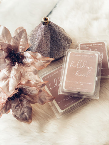 Holiday Cheer Wax Melts