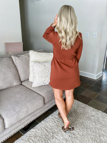 Laid Back Love Dress