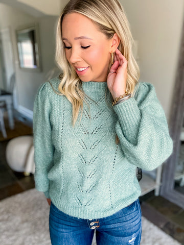 Luxe Life Sweater