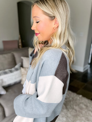 First In Line Cardigan