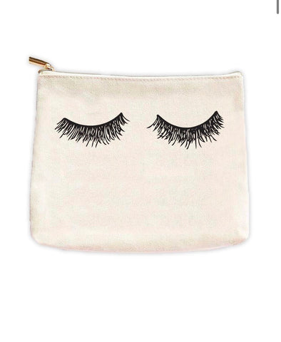Eyelashes Makeup Bag