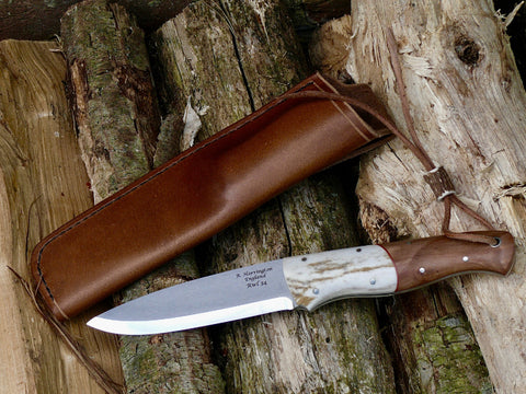 Woodie Knife RWL34