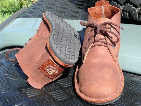 Bison Bushcraft Boots