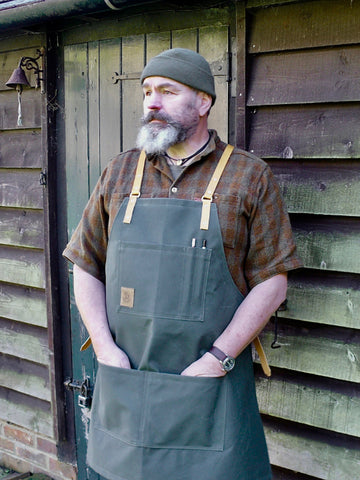 Bison Bushcraft Journeyman Apron
