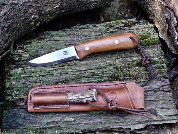 Woodcraft Knife Cherry Wood