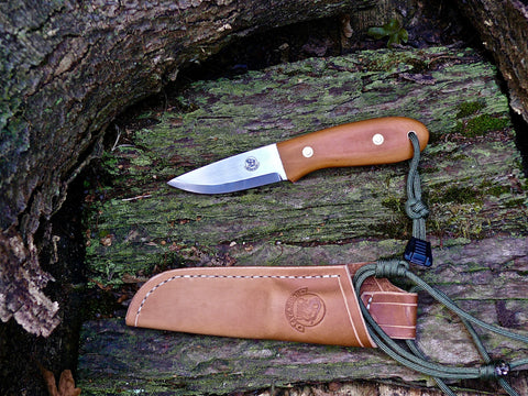 Bushmans Pal Natural Micarta