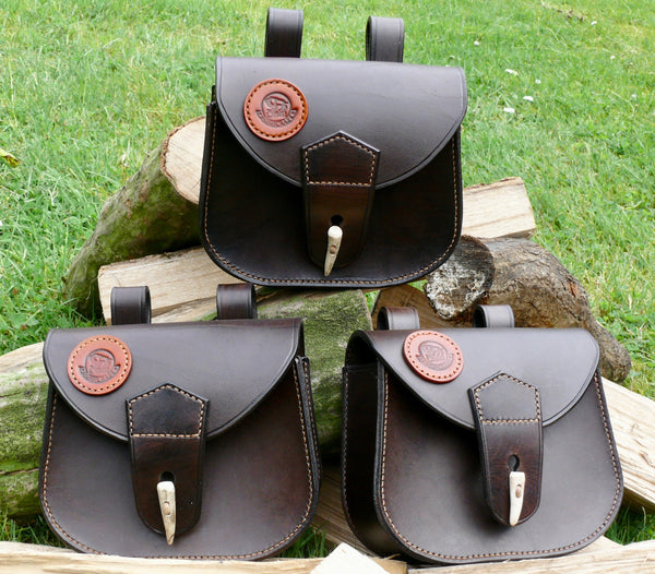 Bison Bushcraft Possibles Pouches
