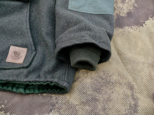 Bison Bushcraft Winter Jager Smock Cuff Detail