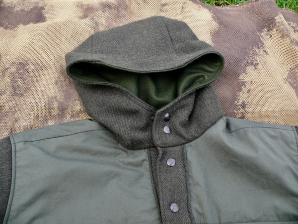 Bison Bushcraft Winter Jager Smock Hood