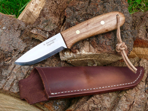 Bison Bushcraft Woodscout Knife