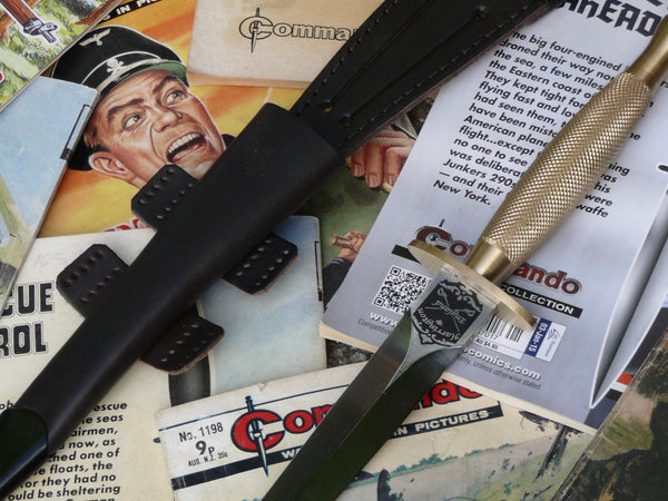 Roger Harrington Ist pattern F-S Commando Knife