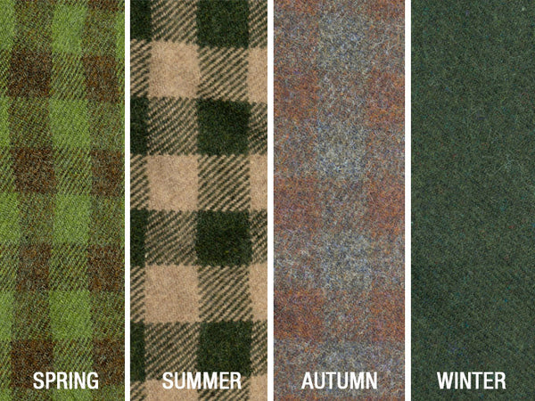 Forester Shirt Colours