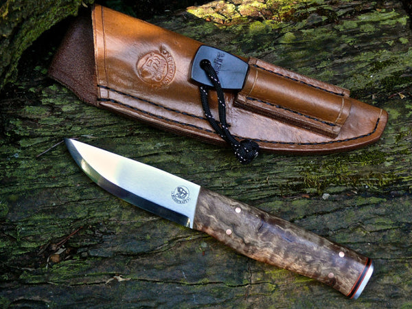 Bison Wilderness Knife