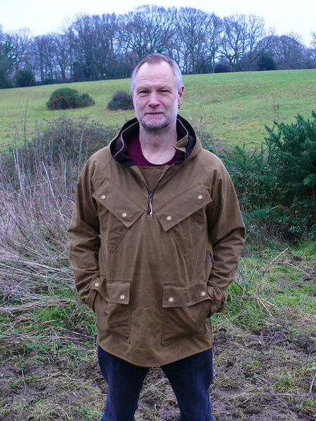Bison Bushcraft Wildfowler Smock