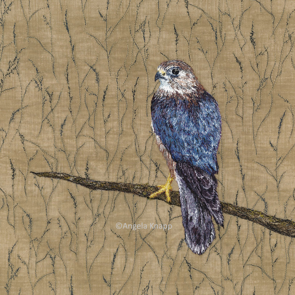 'Spellbound' - The Merlin - Limited Edition Print