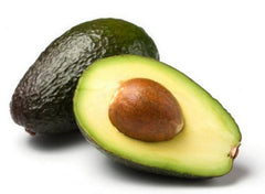 Avocado Oil is PACKED with nutrients to leave the skin feeling amazing. This is just a picture of some avocados