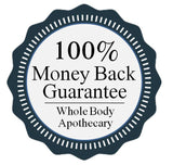 100% money back gurantee on all products for any reason