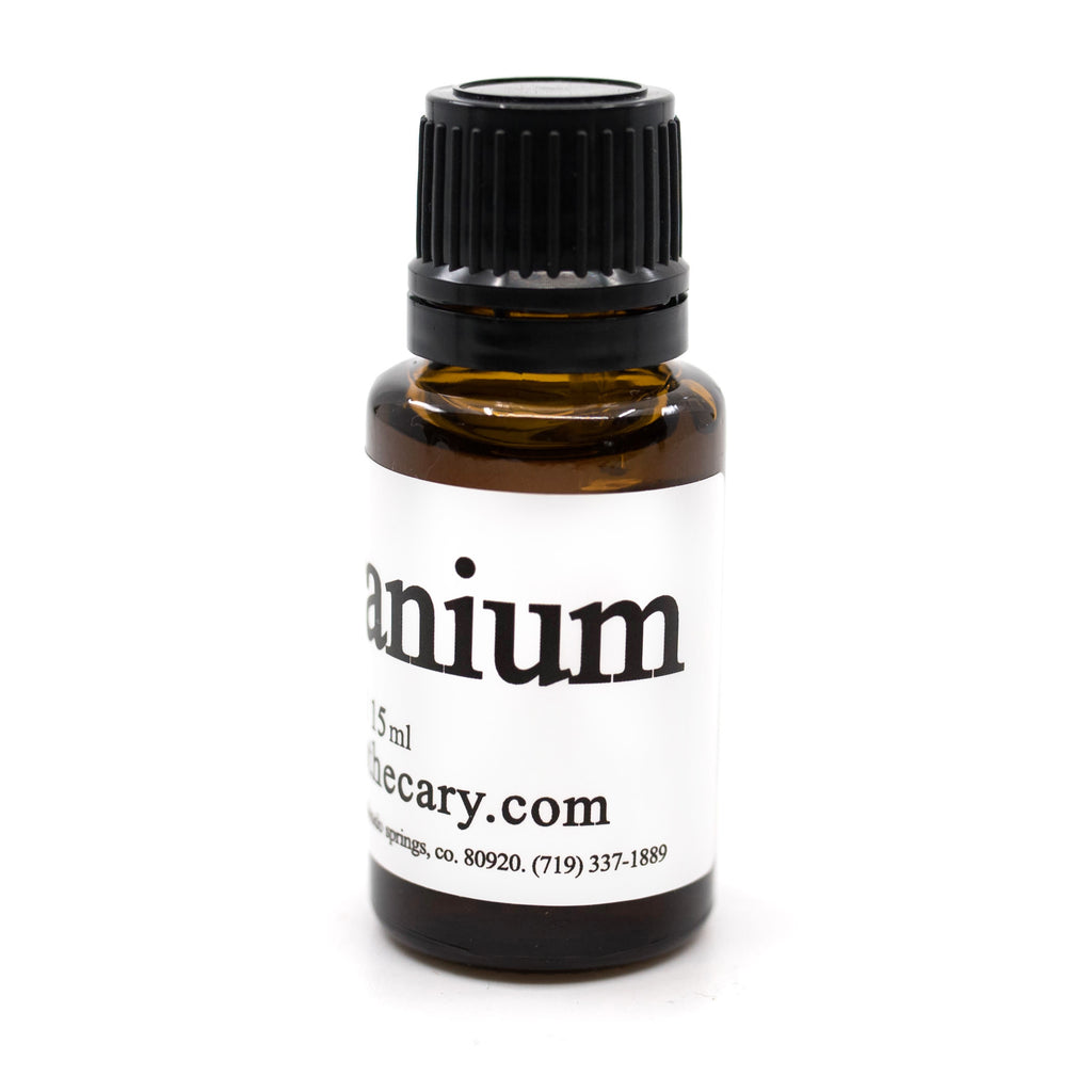 Essential Oil - Geranium - 100% Pure
