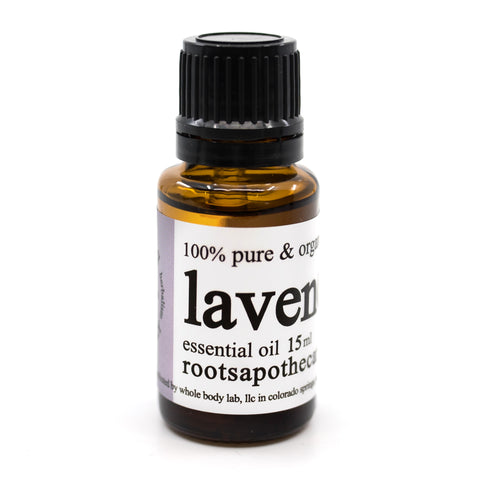 Essential Oil - Lavender Essential Oil - Organic