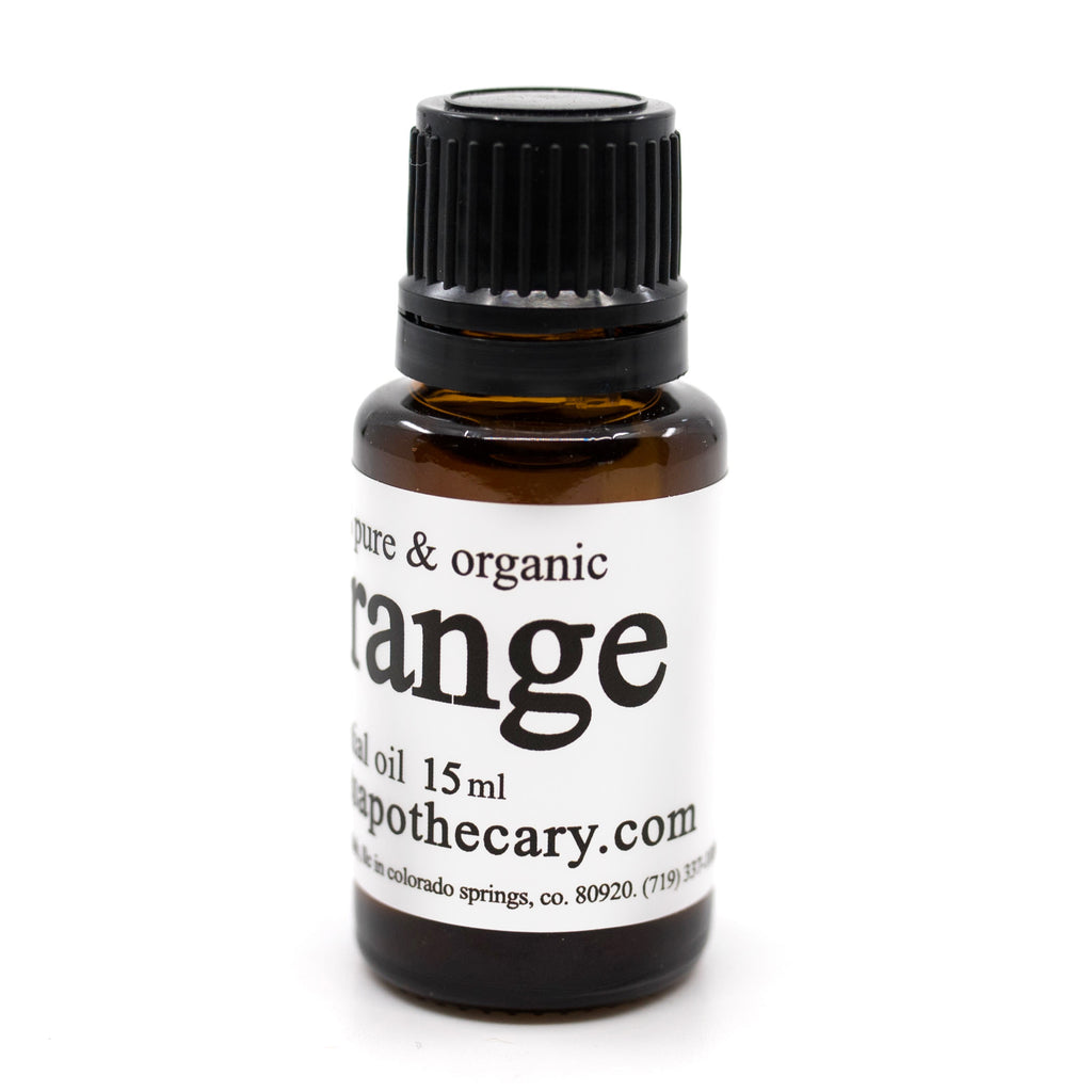 Essential Oil - Orange Essential Oil - Organic