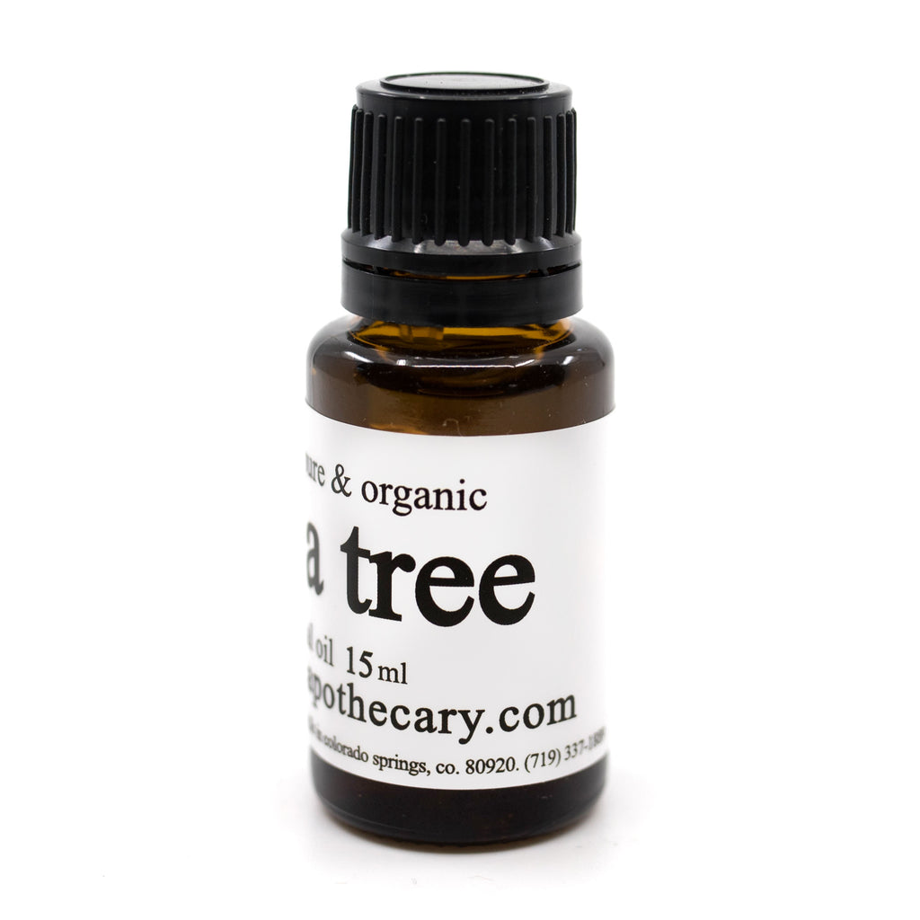 Essential Oil - Tea Tree Essential Oil - Organic