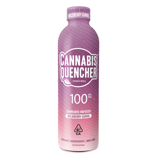 Cannabis Quencher - Wildberry Guava - 100mg