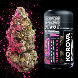Korova - Mendo Breath (Indica) High THC