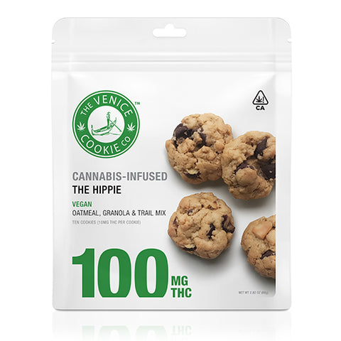 Venice Cookie Company - The Hippie - 100mg