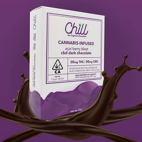 Chill Gourmet Chocolate Bars