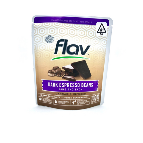 Flav - Dark Chocolate Espresso Beans