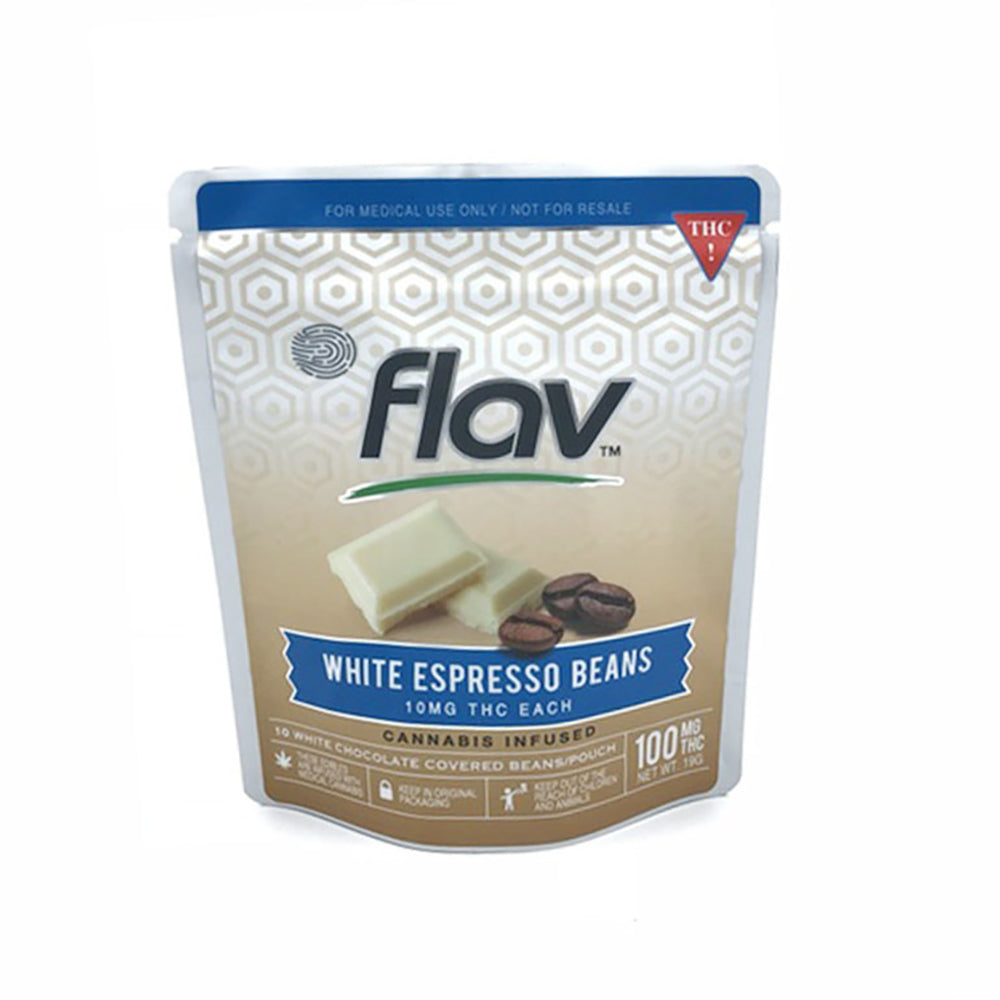 Flav - White Chocolate Espresso Beans