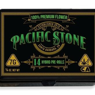 Pacific Stone Private Reserve OG Pre Rolls 14pk 7g