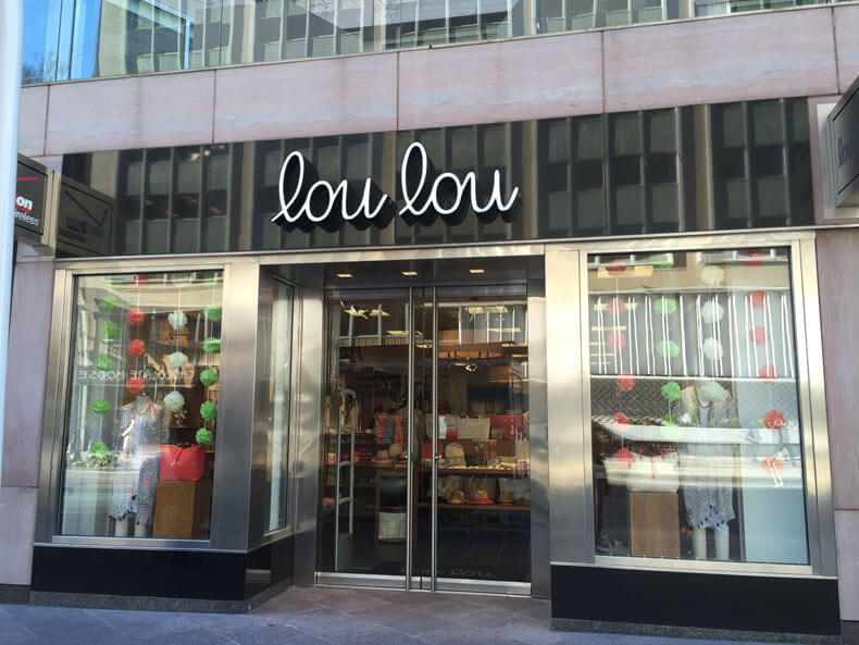 Washington Square, Washington, D.C. lou lou boutiques