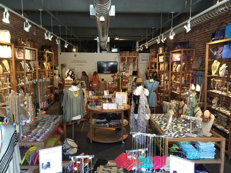 Asheville North Carolina lou lou boutiques