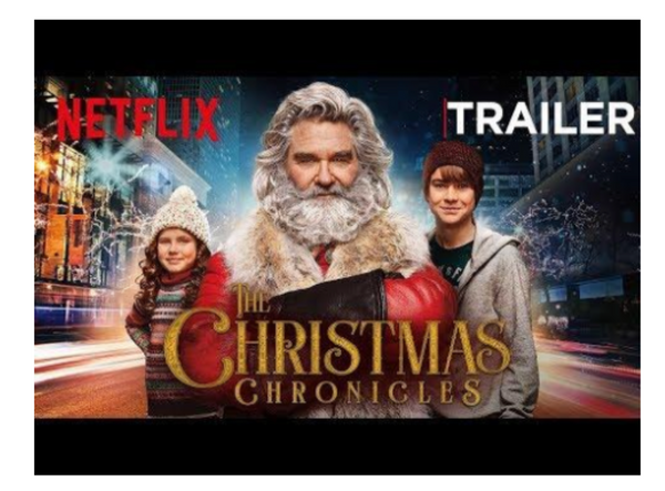 Netflix Trailer - The Christmas Chronicles