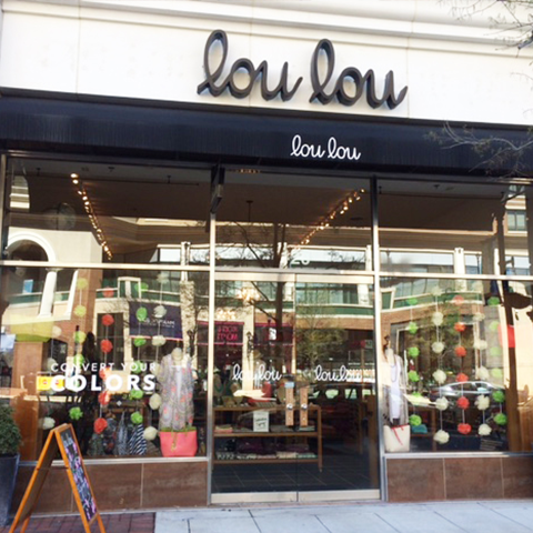 Annapolis, MD Downtown Center lou lou boutique
