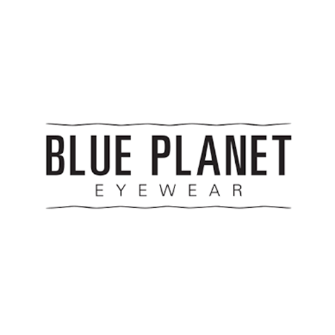 Blue Planet fashion sunglasses