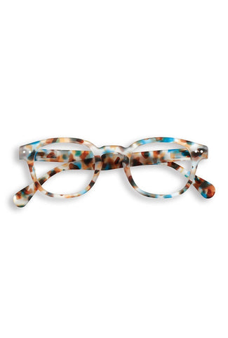 Colorful speckled IZIPIZI glasses