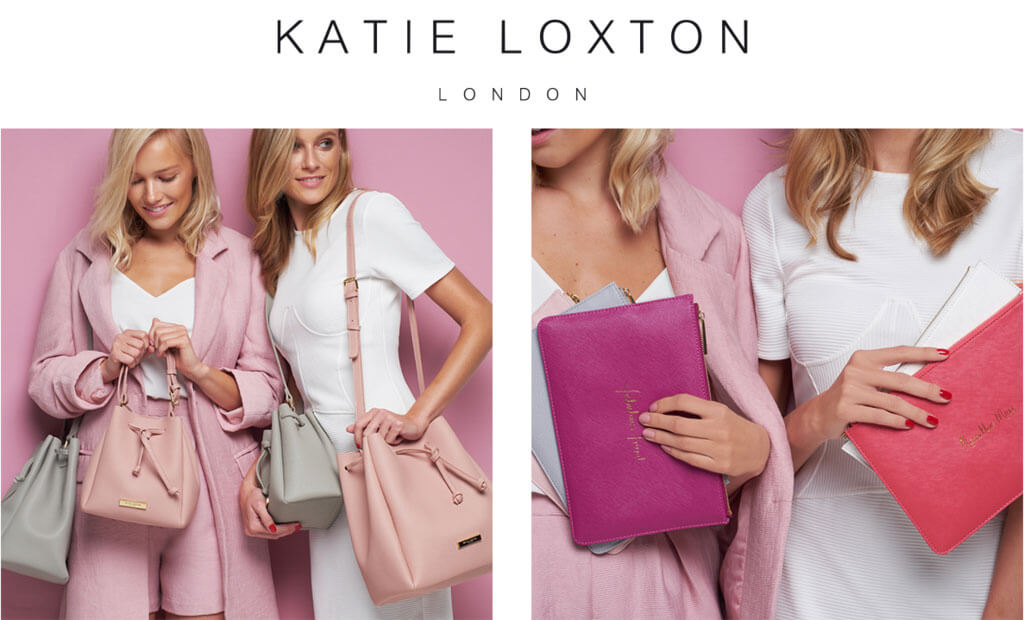 Katie Loxton London collection