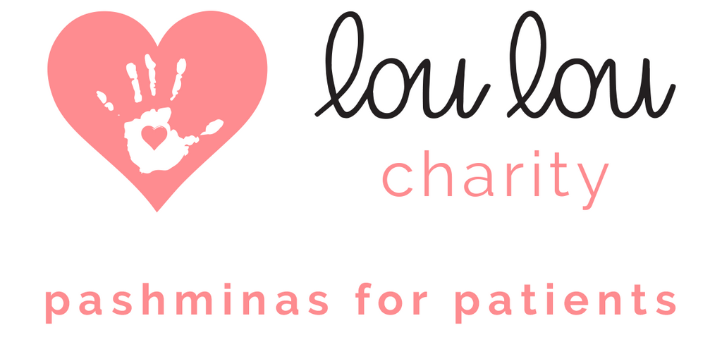 Lou Lou Charity - Pashminas for Patients