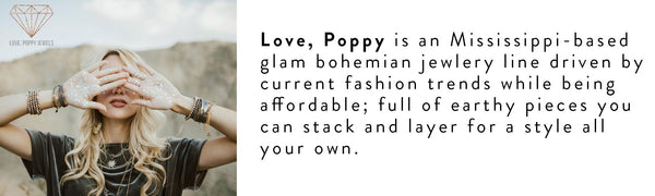 Love, Poppy Brand Description