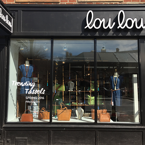 New Haven Ct lou lou boutiques