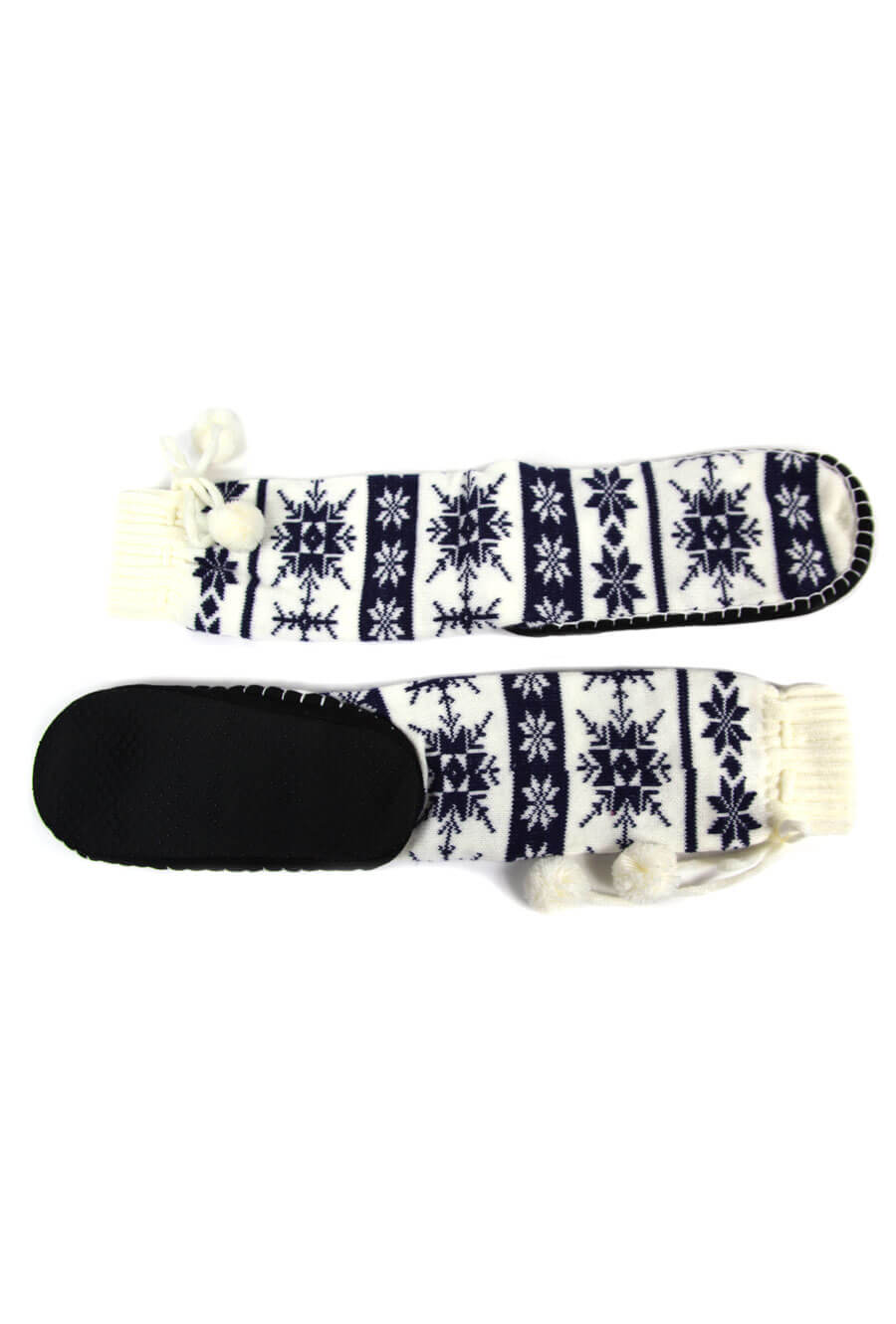 nordic slipper socks