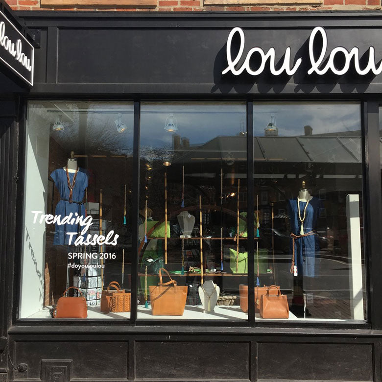 New Haven, CT lou lou boutique