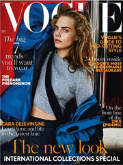 Will and Ivey in British Vogue