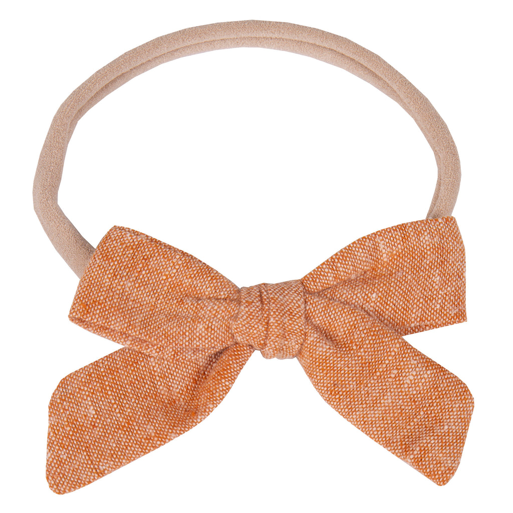 Hand Tied Bow-Solid