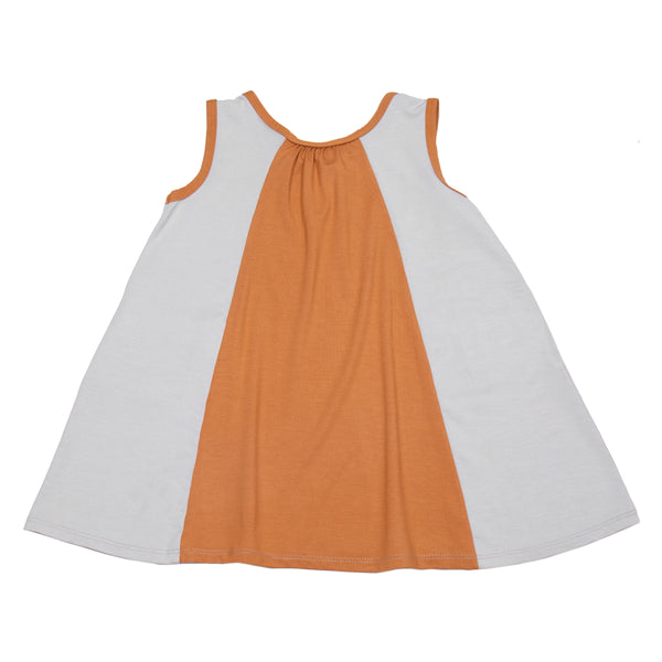 Mary Pocket Swing Dress
