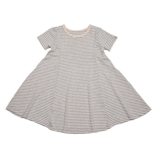 Swing Dress - Stripe