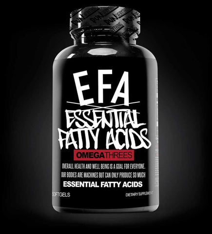 EFA - Essential Fatty Acids